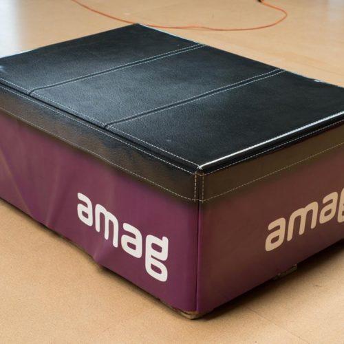 Eventbock, Amag