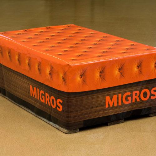 Eventbock, Migros