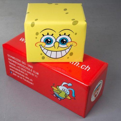 Kidsbock, Spongebob