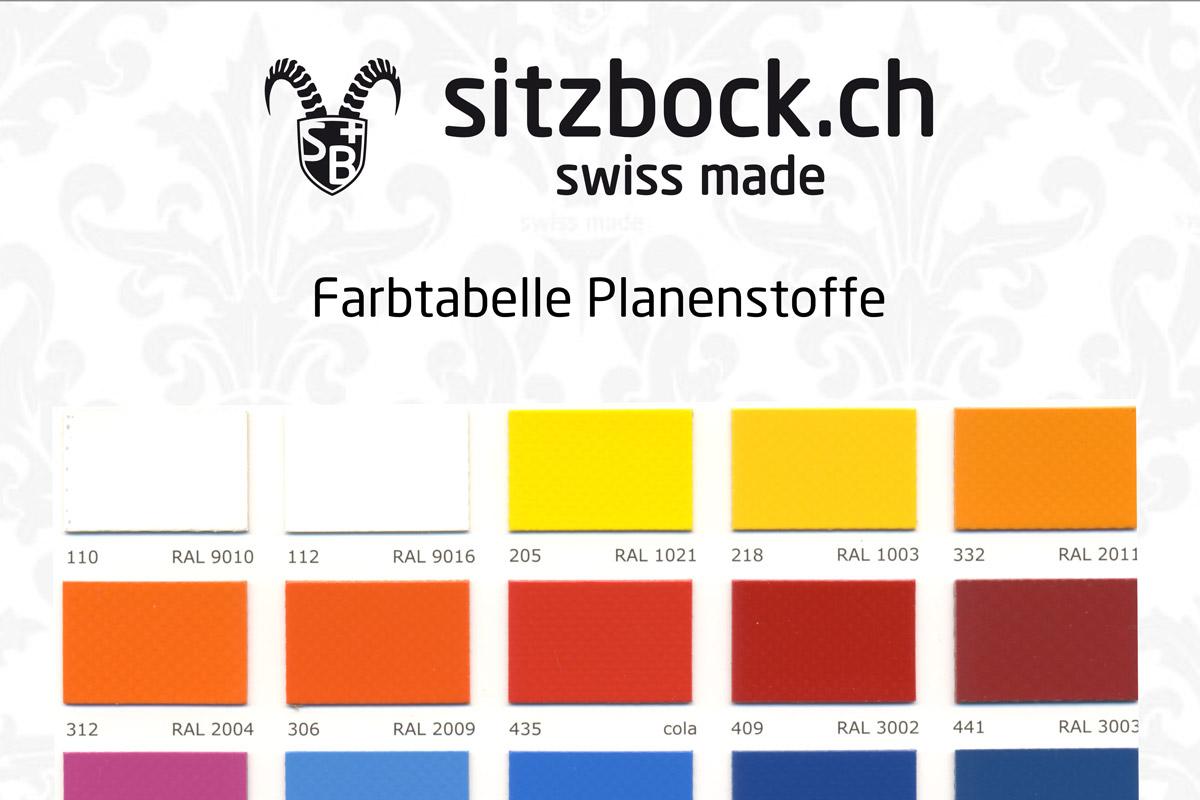 sitzbock-farben