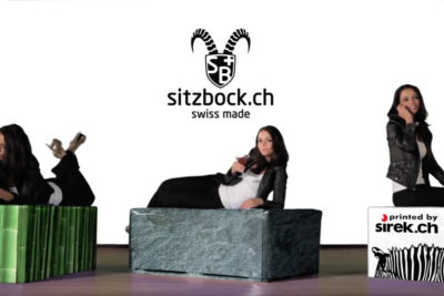 Sitzbock Video online