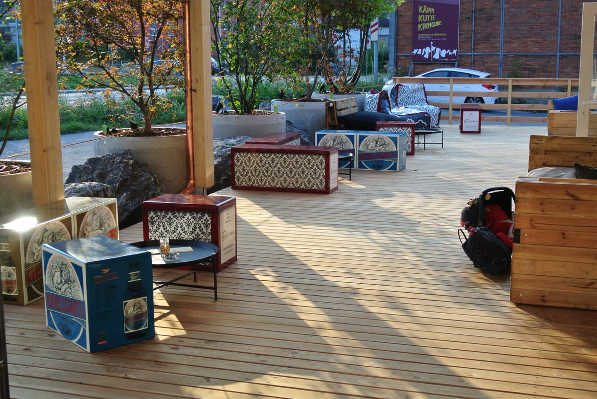 Outdoor Möbel Lounge